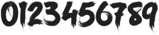Ancherr otf (400) Font OTHER CHARS