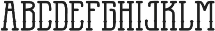 Anchor Slab otf (600) Font LOWERCASE