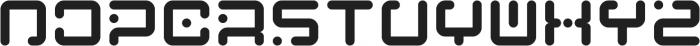 Ancient Venusian otf (400) Font UPPERCASE