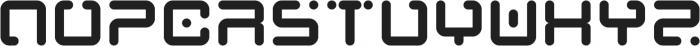 Ancient Venusian otf (400) Font LOWERCASE