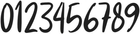 Andaretta otf (400) Font OTHER CHARS