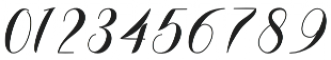 Andeglei otf (400) Font OTHER CHARS