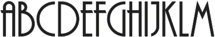 Andesite otf (400) Font LOWERCASE