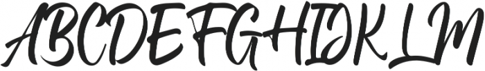 Andhibath otf (400) Font UPPERCASE