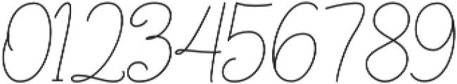 Andien Nidya Script Script otf (400) Font OTHER CHARS