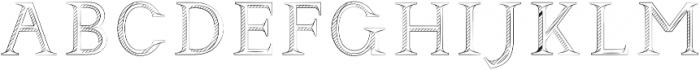 Andimia Steel ttf (400) Font LOWERCASE