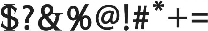 Andimia ttf (400) Font OTHER CHARS