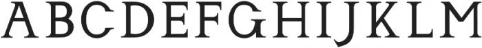 Andimia ttf (400) Font LOWERCASE