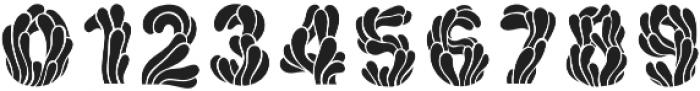 Anemonas Typeface Regular otf (400) Font OTHER CHARS