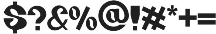 Angelica Regular otf (400) Font OTHER CHARS