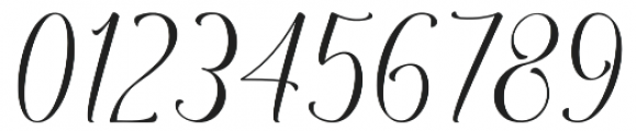 Angelline Regular otf (400) Font OTHER CHARS