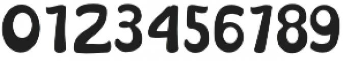 Anggada otf (400) Font OTHER CHARS