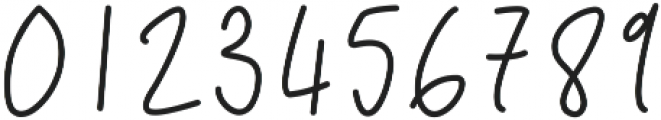 Anggeliana otf (400) Font OTHER CHARS