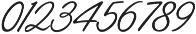 Anggrek Regular otf (400) Font OTHER CHARS