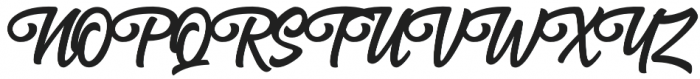 Anghones otf (400) Font UPPERCASE