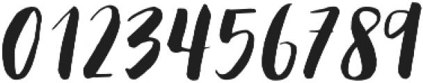 AngieMakes Blacksheep Italic otf (900) Font OTHER CHARS