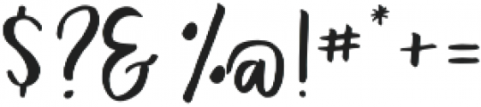 AngieMakes Funfetti otf (400) Font OTHER CHARS