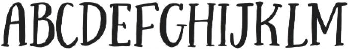 AngieMakes Funfetti otf (400) Font LOWERCASE