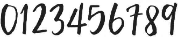 AngieMakes Helsinki otf (400) Font OTHER CHARS