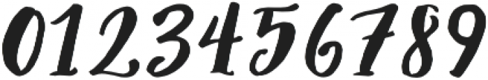 AngieMakes Seafair Italic otf (400) Font OTHER CHARS