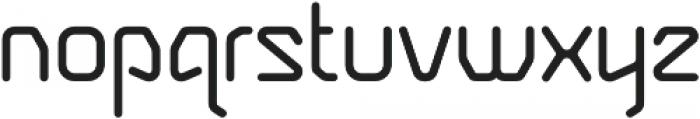 Angleface Bold otf (700) Font LOWERCASE