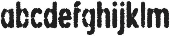 Angostura Spraypaint otf (400) Font LOWERCASE