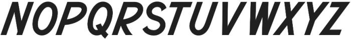 Anguine Sans otf (400) Font UPPERCASE