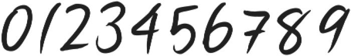 AnhingaAlternates ttf (400) Font OTHER CHARS