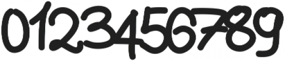 AniasFont ttf (400) Font OTHER CHARS