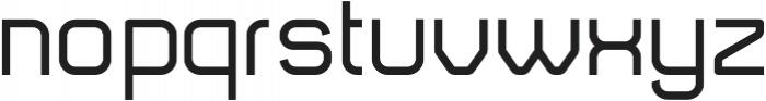 Animus otf (400) Font LOWERCASE