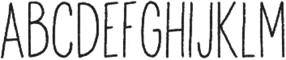 Anitype Redwood 1 otf (400) Font UPPERCASE