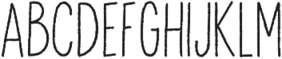 Anitype Redwood 2 otf (400) Font LOWERCASE