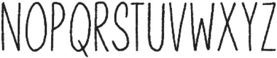 Anitype Redwood 5 otf (400) Font UPPERCASE