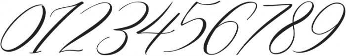 Aniyah otf (400) Font OTHER CHARS