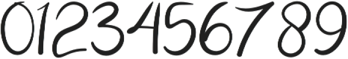 Anjellic otf (400) Font OTHER CHARS
