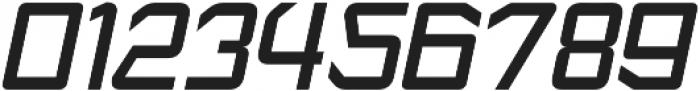 Anklar Italic otf (400) Font OTHER CHARS