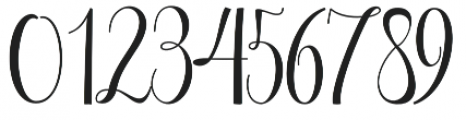 Annamelia otf (400) Font OTHER CHARS