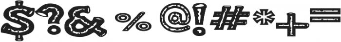 AnniesBirchCaps ttf (400) Font OTHER CHARS