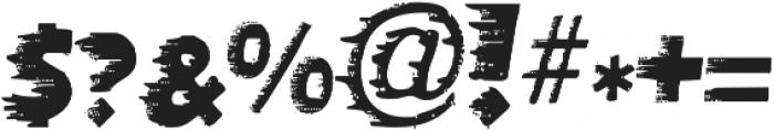 AnniesWindy ttf (400) Font OTHER CHARS