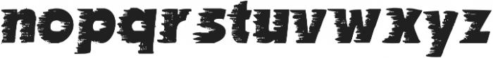 AnniesWindy ttf (400) Font LOWERCASE