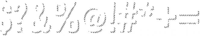 Anodyne Shadow otf (400) Font OTHER CHARS