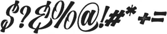Antara Nodes otf (400) Font OTHER CHARS
