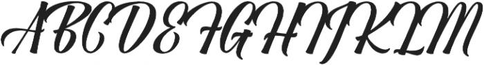 AntaraNodes ttf (400) Font UPPERCASE
