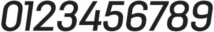Antartida Medium Italic otf (500) Font OTHER CHARS