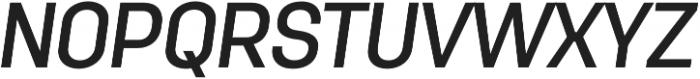 Antartida Medium Italic otf (500) Font UPPERCASE