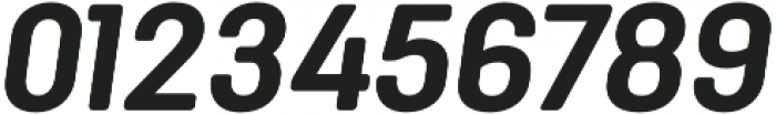 Antartida Rounded Bold Italic otf (700) Font OTHER CHARS