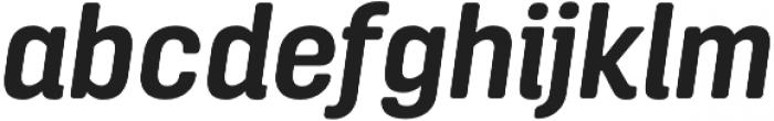 AntartidaRD Ess Bold Italic otf (700) Font LOWERCASE