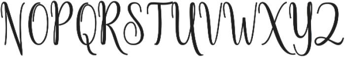 Anteater ttf (400) Font UPPERCASE