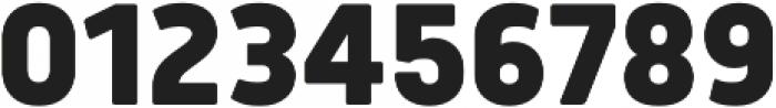 Anteb Alt Black otf (900) Font OTHER CHARS