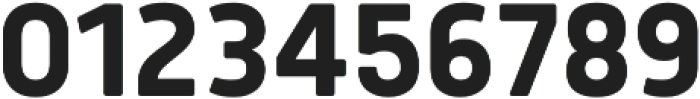 Anteb Bold otf (700) Font OTHER CHARS